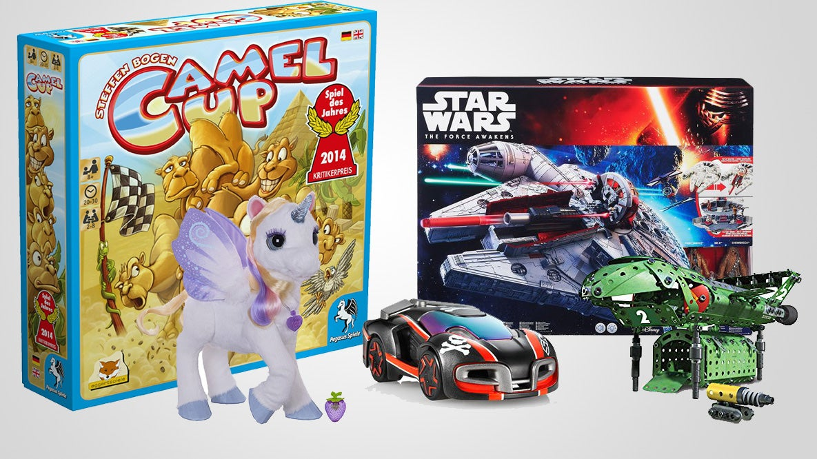 Toys For Kids 2018 : Best toys the gadgets and games to buy for your