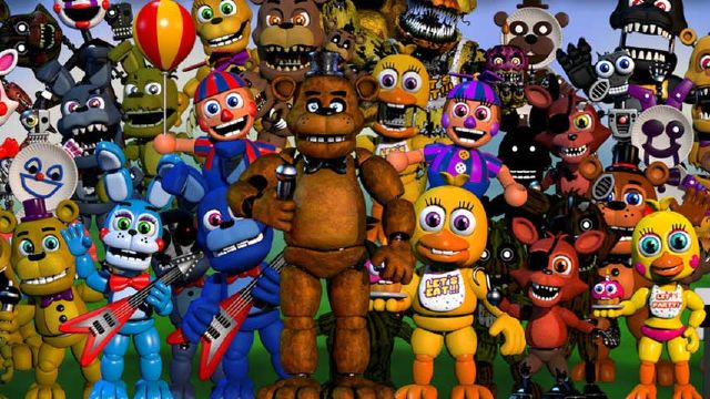 Five Nights at Freddy's RPG removed from Steam over negative