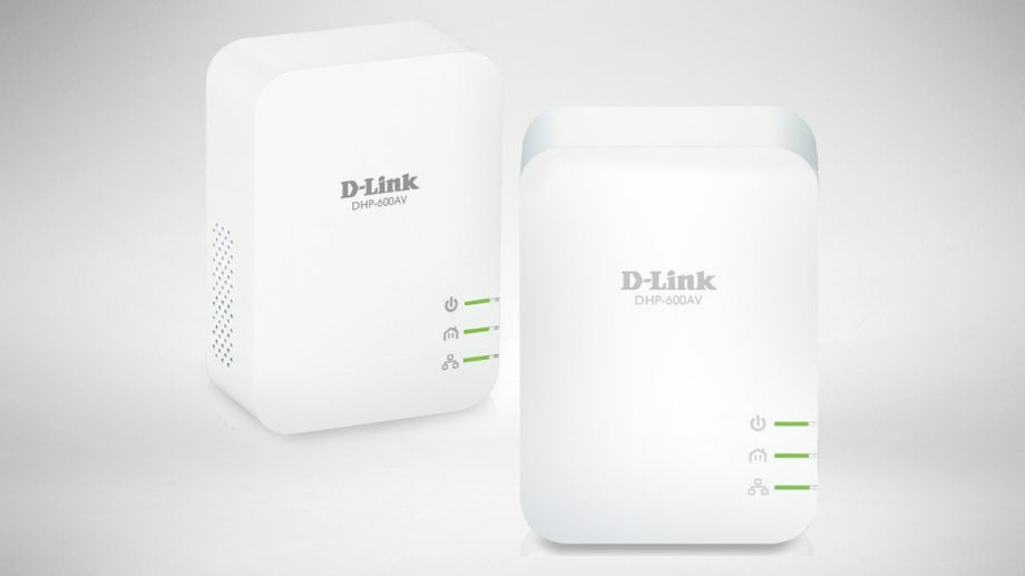 D-Link Powerline AV2 1000 HD Gigabite Starter Kit
