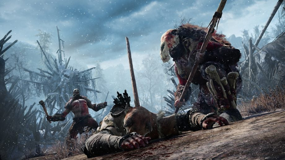 Watch the awesome Far Cry Primal beast taming in action