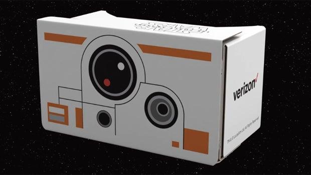 Google Cardboard Star Wars