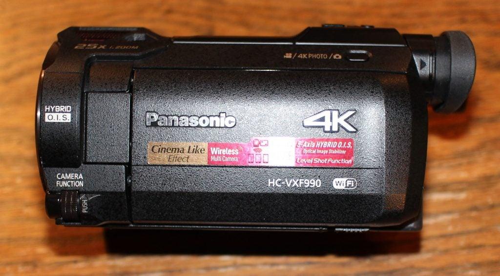 Panasonic HC-VXF990EBK Review