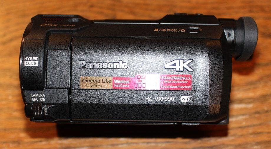 Panasonic HC-VXF990EBK