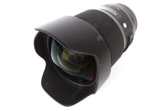 Sigma 20mm f/1.4 DG HSM   A
