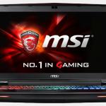 MSI GT72S