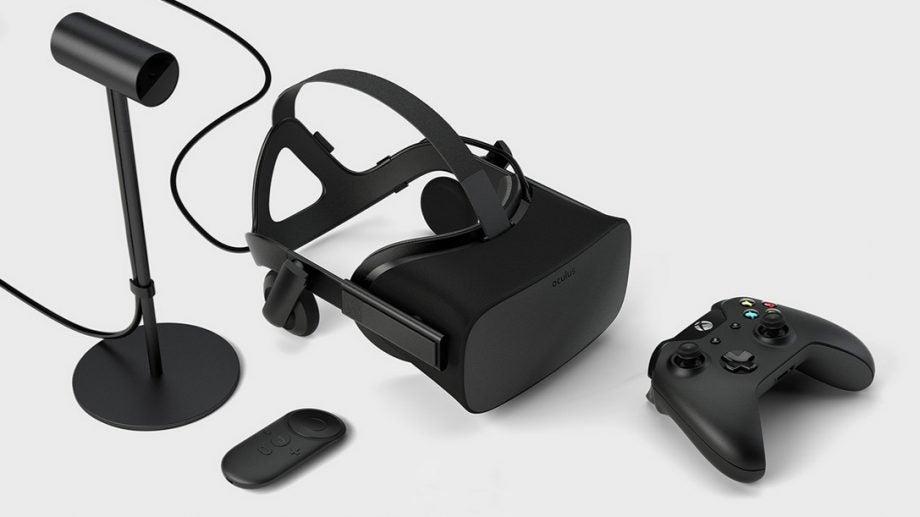 Best VR Headset: Oculus Rift