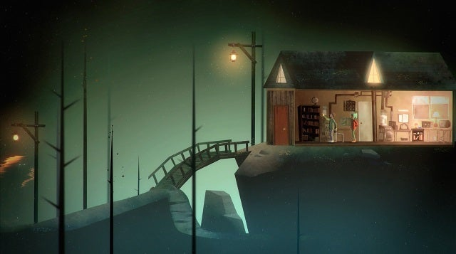 Get PC indie hits Tacoma and Oxenfree for free right now
