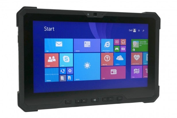 Dell Laude 12 Rugged Tablet Screen Stylus And Camera