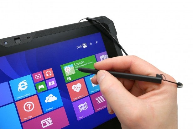Dell Latitude 12 Rugged Tablet Screen Stylus And Camera