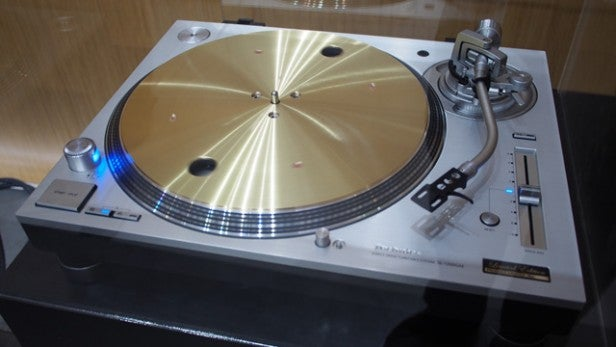 technics sl 1200g turntable review trusted reviews. Black Bedroom Furniture Sets. Home Design Ideas