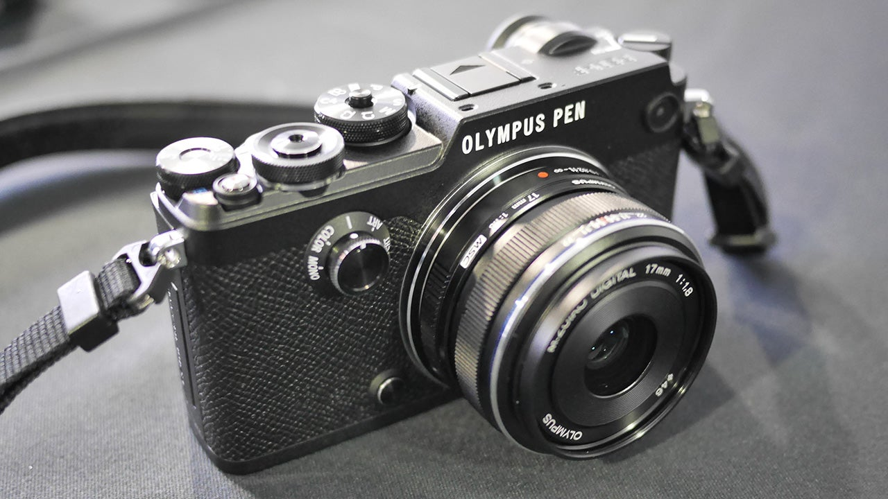 Olympus Pen F Review Trusted Reviews