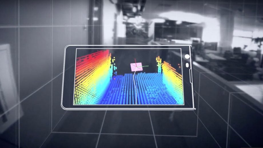 Project Tango concept