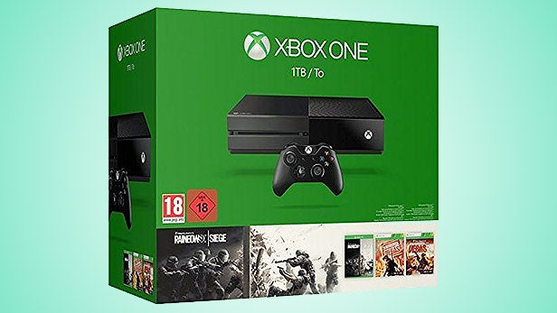 Rainbow Six Xbox One bundle leak