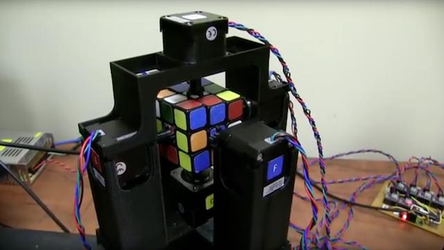 RubiksRobot