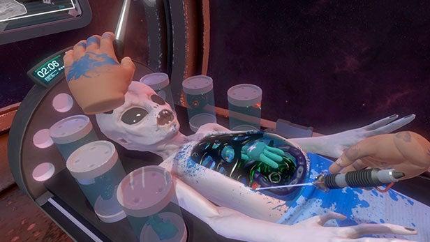 Surgeon Simulator: Experience Reality