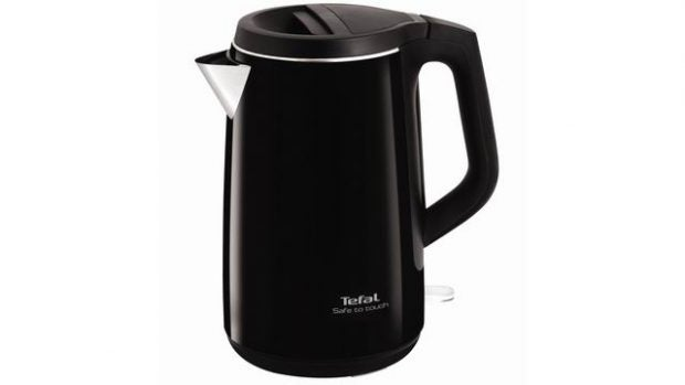 'Tefal Safe to Touch Kettle' from the web at 'http://ksassets.timeincuk.net/wp/uploads/sites/54/2016/01/Tefal-0-1-620x349.jpg'