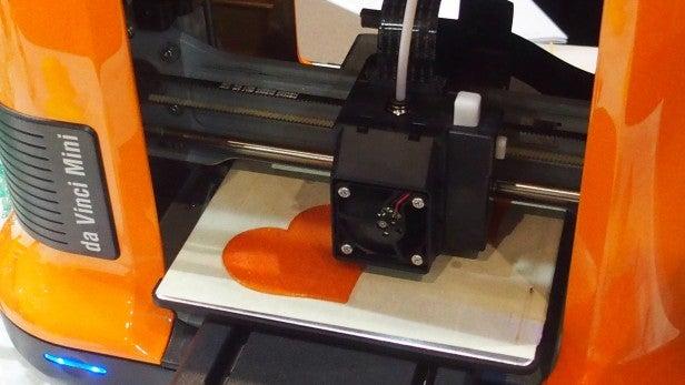 XYZ Da Vinci Mini 3D printer Review