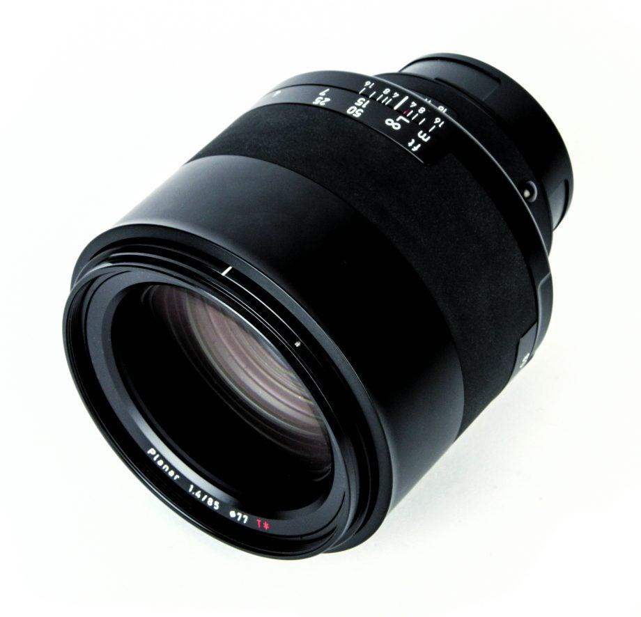 Zeiss Milvus 85mm f1.4