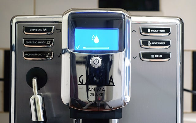 Gaggia Anima Deluxe Review Trusted Reviews