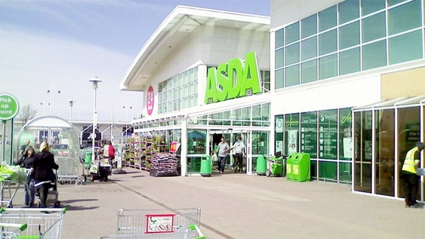 Shop Online With Asda Your Personal Details Were Left