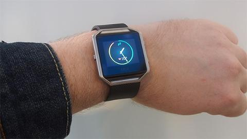 Fitbit Blaze Review Trusted Reviews
