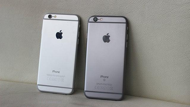 iPhone 6S vs 6 5