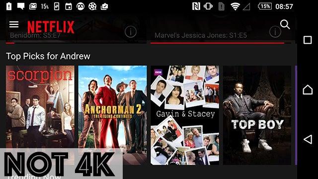 Netflix no