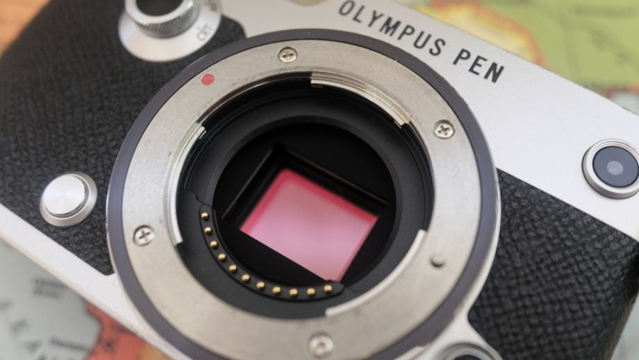 Olympus PEN-F Review   Trusted Reviews