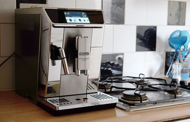 Delonghi Primadonna Elite Experience Review Trusted Reviews