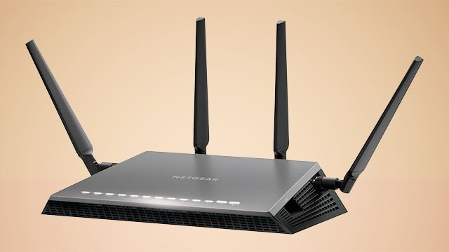 Netgear Nighthawk X4s D7800 R7800 Review Trusted Reviews