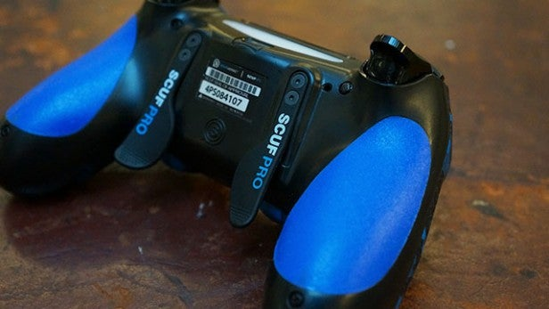 Scuf 4ps Controller Review Trusted Reviews
