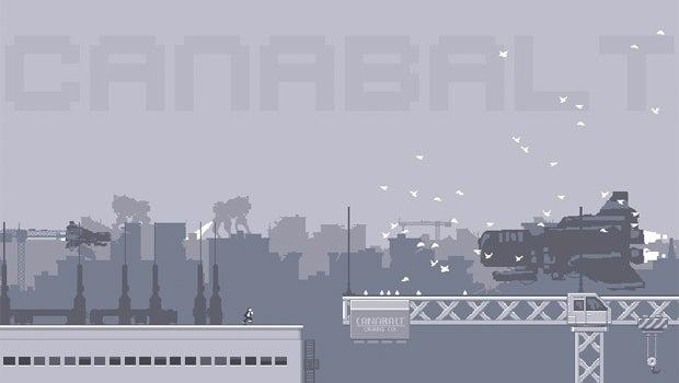 Cannabalt