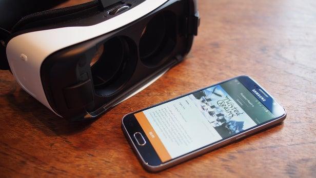 Gear VR 16