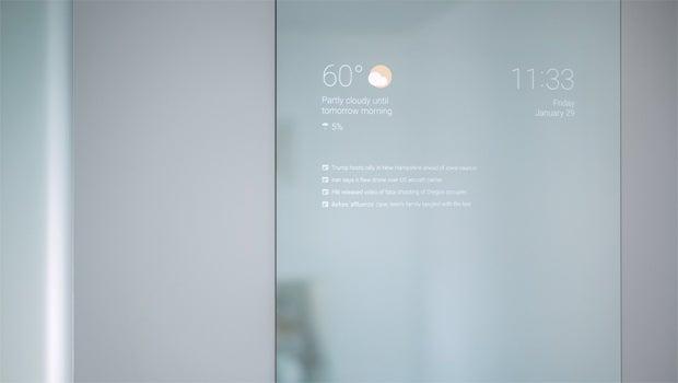 Google Smart Mirror