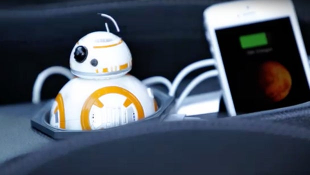 bb-8 car charger