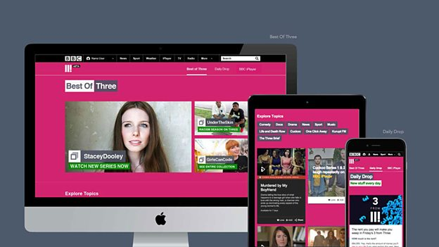 Bbc Three Now Online Only Trusted Reviews