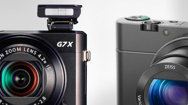 Canon Powershot G7 X Mark II vs Sony RX100 | Trusted Reviews