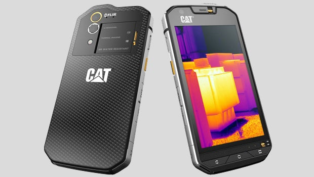 Cat Has Introduced A Smartphone With Genuinely New Feature Thermal Imaging Camera