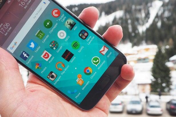 Galaxy S7 13