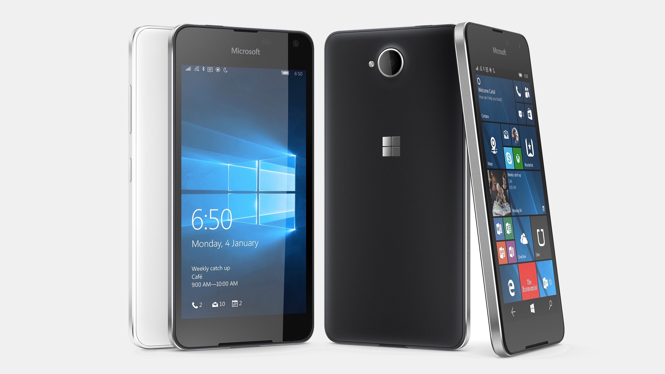 Microsoft announces business-oriented Lumia 650 | Trusted Reviews