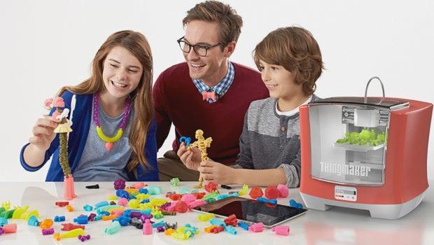 Mattel Thingmaker