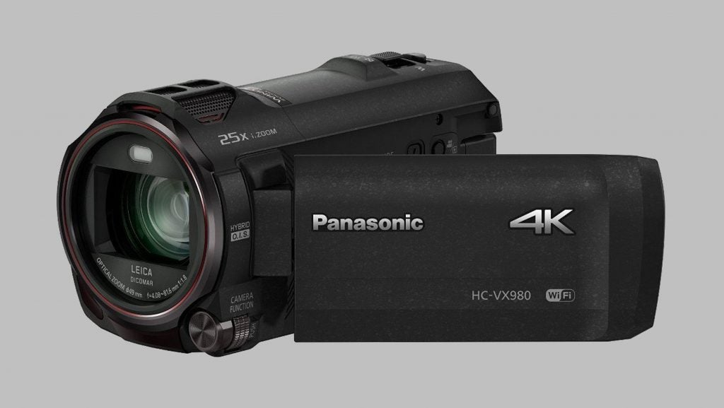 Panasonic HC-VX980EB-K Review