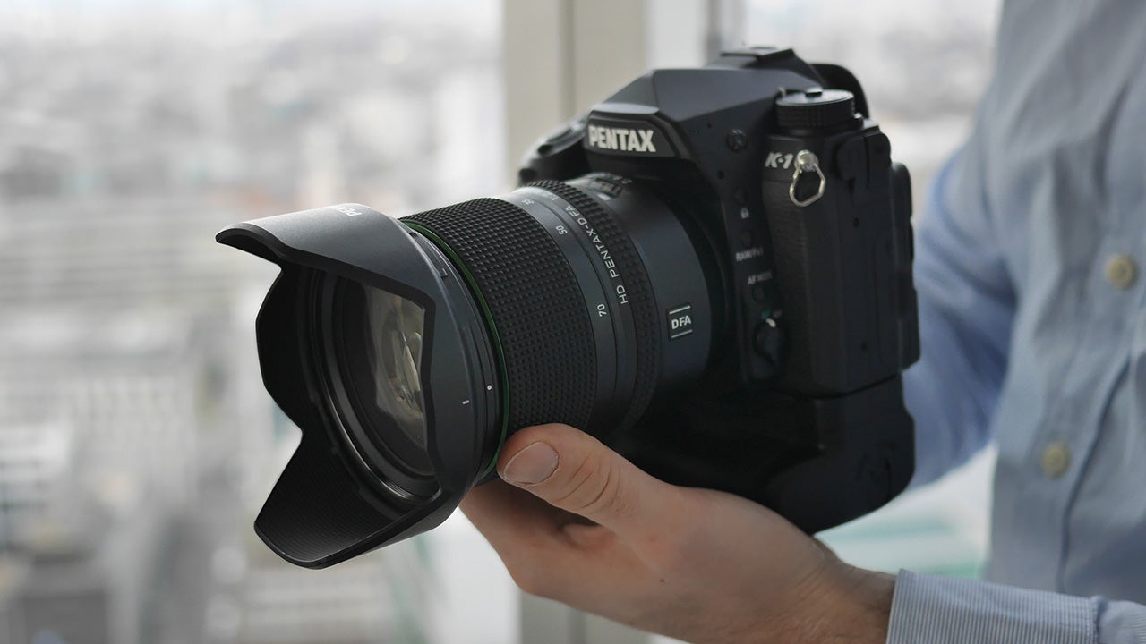Pentax K 1 Review Trusted Reviews