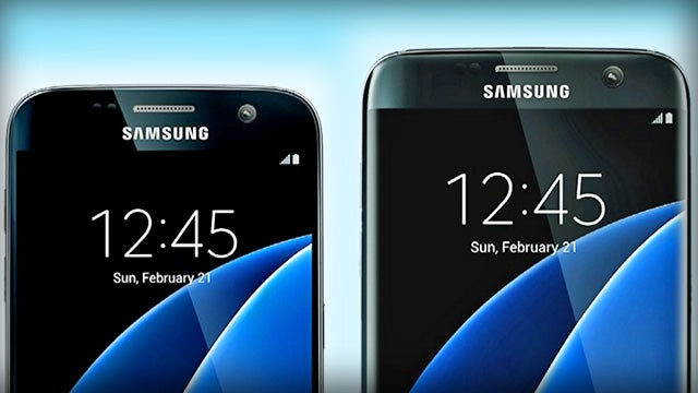 Samsung Galaxy S7 vs Samsung Galaxy S7 Edge – Which one is right for you?