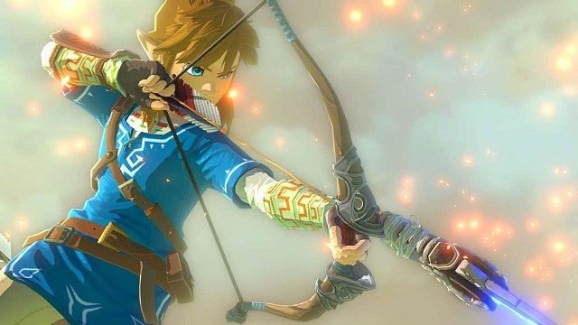 Legend of Zelda Wii U 3