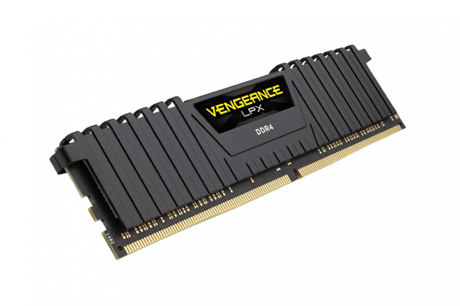 Best DDR4: Corsair Vengeance LPX