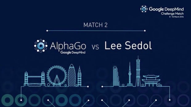 Google Deepmind Ai Makes It 2 0 Against Go Master