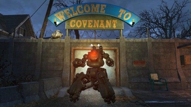 Fallout Automatron 9