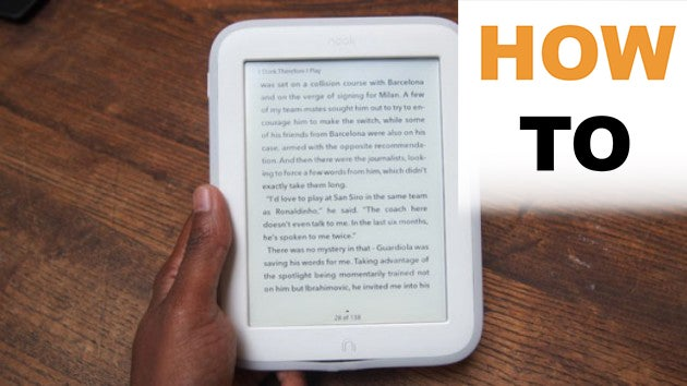 How Nook users can safeguard their ebook future | Trusted Reviews