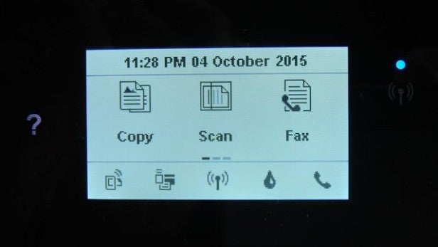 how to connect printer hp 4520 to wifi